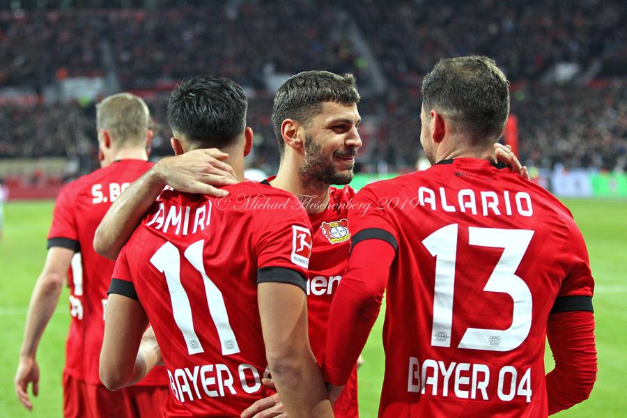 Ergebnis Schalke Leverkusen